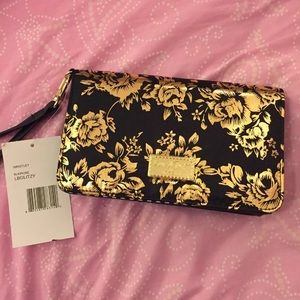 NWT Betsey Johnson Clutch Wallet